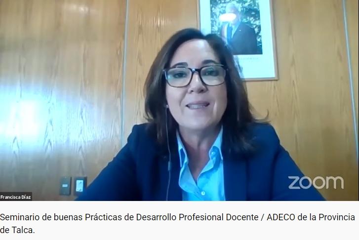 Francsica Díaz, Directora del CPEIP